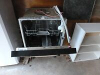 Neff Semi integrated dishwasher. 6 years old but rarely used. Very good working condition.