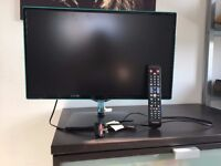 """Samsung LT24D390SW/XU Smart 24"""" Led Tv - less than 2 years old, great condition"""
