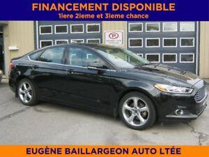 2014 Ford Fusion SE, 32 000 KM, CAMÉRA DE RECUL, SIÈGES CHAUFFAN