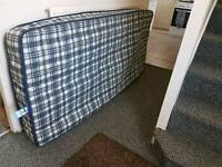 Single mattress good condition free delivery local Leicester