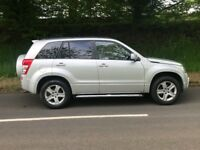 Late 2007 Suzuki Grand Vitara 2.0 16v 5dr petrol, jeep ,trade in considered, credit cards accepted