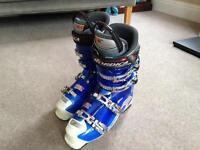 Nordica size 11 ski boots