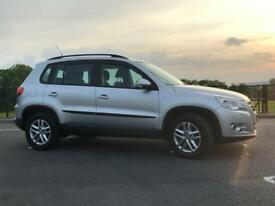 VW Tiguan S 1.4 TSI 150Bhp - Excellent condition with low mileage (qashqai ix35 sportage)