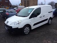 Peugeot partner 1.6 hdi diesel 12 Reg NO VAT low mileage excellent condition