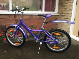 Giant Taffy 125 Girls Bike - Great Condition, Hardly Used 6-9 years