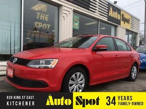 2014 Volkswagen Jetta Trendline+/PRICED FOR A QUICK SALE