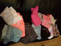 Girls age 8-9 clothes bundle