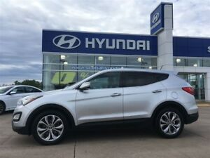 2013 Hyundai Santa Fe Sport 2.0 - Panoramic Sunroof, Leather Sea