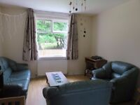 For Lease, Furnished, Two Bedroom, Ground Floor Flat, Back Hilton Road, Aberdeen.