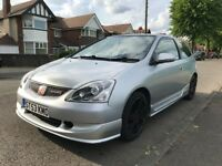 *** HONDA CIVIC - TYPE R - FACE LIFT - ONLY 104K ***