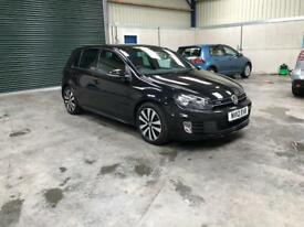 2012 vw golf 2.0 GTD pristine low miles !!1 owner leather !!guaranteed cheapest in country!!