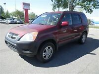 2004 Honda CR-V EX|4wd|One Owner