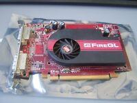 ATI 256MB PCI-E HP ATI FireGL V3350 Dual DVI Graphics Card