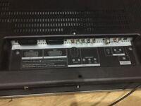 Sharps Aqous TV for spares or repair