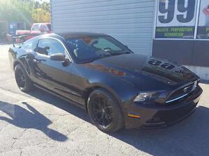 2014 Ford Mustang Cpe V6 Saguenay Saguenay-Lac-Saint-Jean image 2