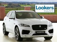 Jaguar F-pace V6 S AWD (white) 2016-06-06