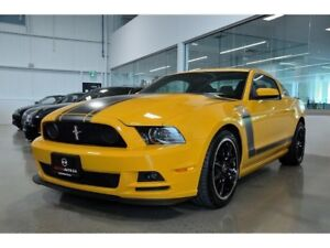 2013 Ford Mustang BOSS 302 ALL ORIGINAL ONLY 2293KM MUST SEE