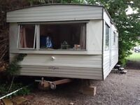 CHEAP STATIC CARAVAN, FULLY FURNISHED, NEW BOILER AND CARPET