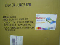 Childs Crayon bed