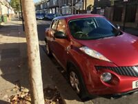 Nissan Juke 1.6 petrol manual