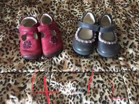 Girls Shoes Boots Welly's Various Sizes