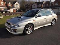 Subaru Impreza 2000 Turbo. Only 65k miles. 1 previous owner. £3500