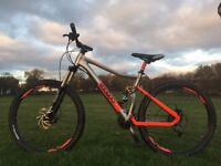 VooDoo Canzo Full Suspension Mountain Bike - In perfect condition - Only Been Used Twice