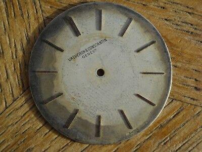 MDG Vintage VACHERON & CONSTANTIN DIAL for parts. N°2.