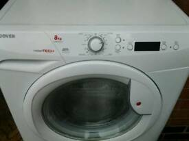 Hoover vtec washing machine as new