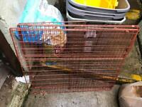 Metal fireguard fire guard in great condition