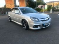 VAUXHALL VECTRA 1.9 CDTI SRI 150HP XP2 XP11 2008 DIESEL . SAT NAV . LEATHER SEATS . XENON LIGHTS