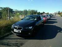 BMW 320I COUPE. LOW MILES. FULL SERVICE HISTORY