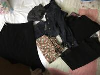 Bag of size 10 ladies clothes