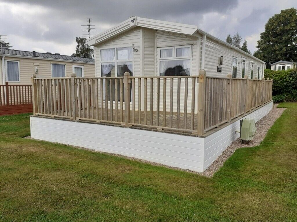 Willerby Skye 20   Caravan Holiday Home for Sale in Blairgowrie ...