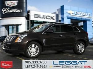 2015 Cadillac SRX Nav/Roof/Luxury/Safety Pkg./ 1 Owner