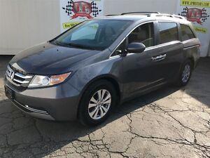 2014 Honda Odyssey EX, Automatic, TV/DVD, Eight Passengers,