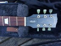 Taylor 414ce and Gibson les Paul studio p/x trade