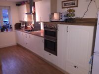Shaker style kitchen for sale - very good condition