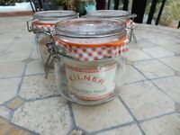Kilner Jars Brand New