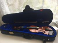 1/8 size Genuine Stentor Violin and Case