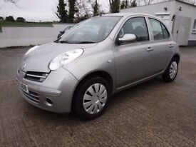 2006 Nissan Micra 1.4 SE Automatic 5 Door