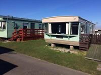 Static caravan at lighthouse leisure Southerness fees paid till 2018