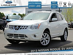 2013 Nissan Rogue SV**AWD*NAVI*CAMERA*TOIT* CRUISE*A/C**