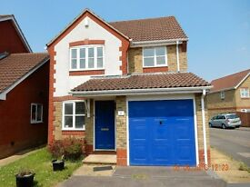 IMMACULATE 3-BED (1 EN-SUITE) DETACHED HOUSE TO RENT, FARNBOROUGH, HAMPSHIRE