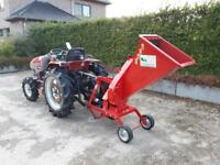 Mini tractor tuin dehands be