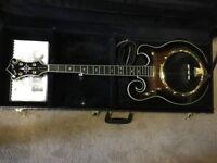 Gold Tone EBM-5 Electric Banjo As new