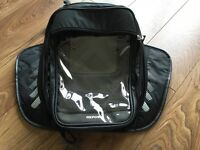 Oxford M40R - Quick release magnetic 40 litres tank bag - Motorbike Motorcycle Tankbag Luggage