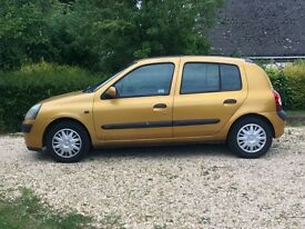 Renault Clio for sale 1.2