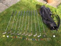 Ladies Golf Irons Set - Wilson