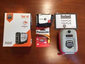 Bushnell Tour V4 pinseeker and jolt technology brand new!